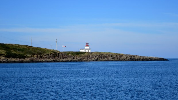 Grand Passage Lightstation, Brier Island, Nova Scotia, Canada