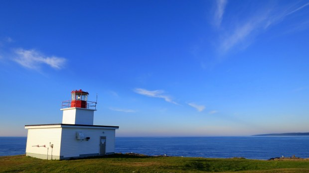 Grand Passage Lightstation, Brier Island, Nova Scotia, Canada