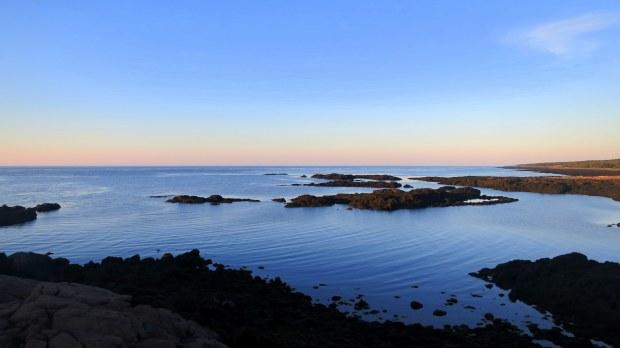 View from Western Light, Brier Island, Nova Scotia, Canada