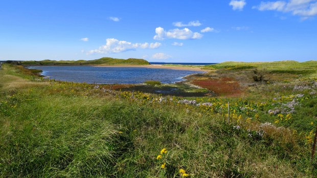 Near Brackley Bay, Brackley-Dalvay, Prince Edward Island National Park, Prince Edward Island, Canada