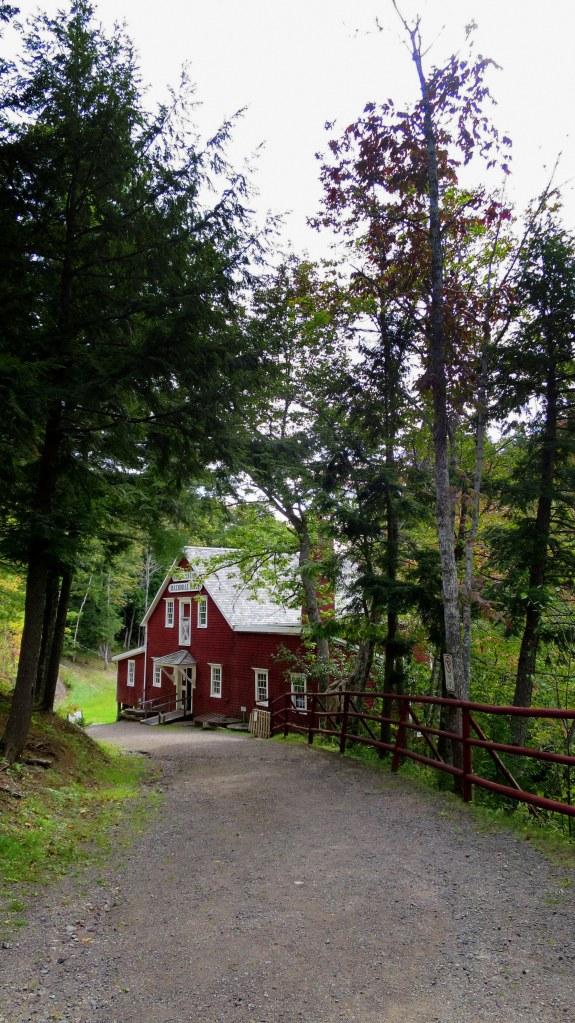 Balmoral Grist Mill, Nova Scotia, Canada