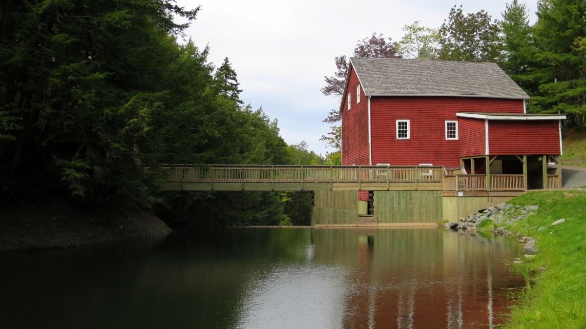 Balmoral Grist Mill, Nova Scotia