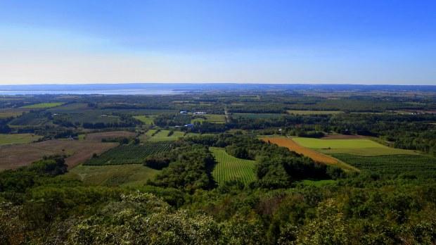 Lookoff, Canning, Nova Scotia, Canada