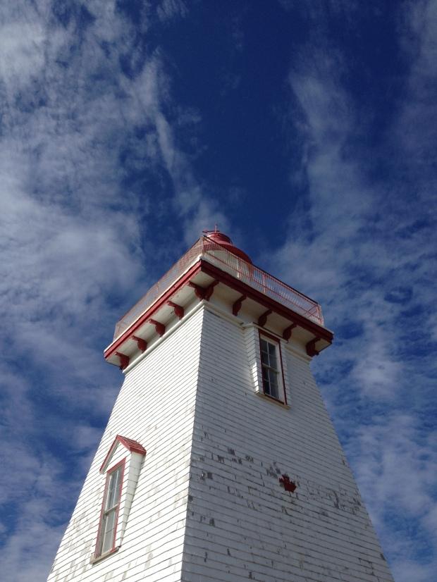 Souris Harbour Lighthouse, Prince Edward Island, Canada