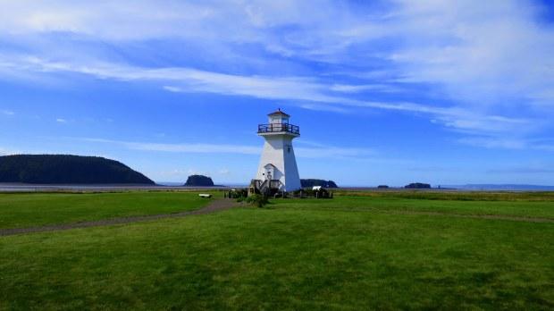 Five Islands Lighthouse, Nova Scotia, Canada