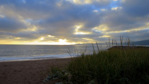 Morning at Dingwall Harbor, Cape Breton Island, Nova Scotia, Canada