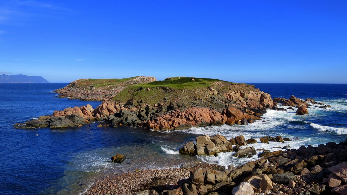 White Point Cape Breton Island Nova Scotia Or Very Possibly The Most Beautiful Place On