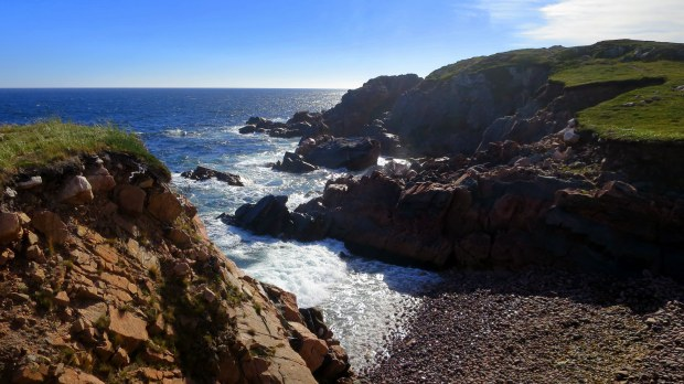 White Point, Cape Breton Island, Nova Scotia, Canada