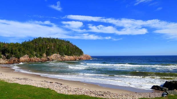 Black Brook Cove, Cape Breton Highlands National Park, Nova Scotia, Canada