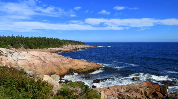 Green Cove, Cape Breton Highlands National Park, Nova Scotia, Canada