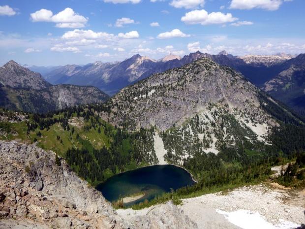 Maple Pass Trail, North Cascades National Park