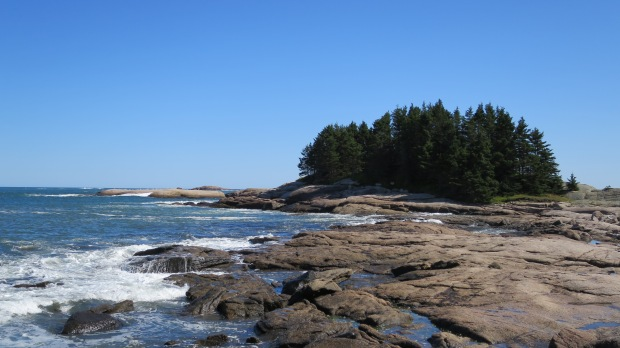 Great Wass Island Preserve Loop Trail, Maine