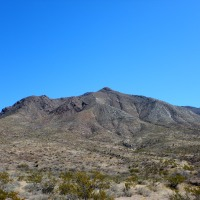Guerrilla Art and a Hike in Franklin Mountains State Park
