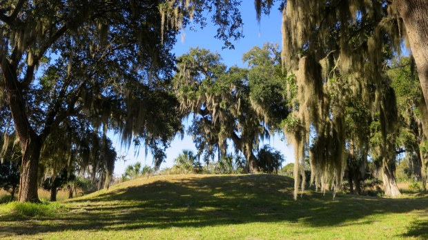 Mound K, Crystal River State Archaeological Site, Florida