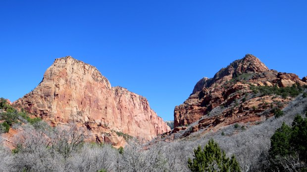Kolob Canyon, Zion National Park, Utah