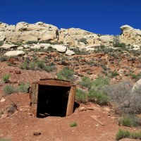 Hike Around the Silver Reef Mines and the Charcoal Kiln, Dixie National Forest