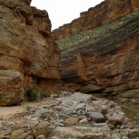 Canal Trail, Virgin River Canyon