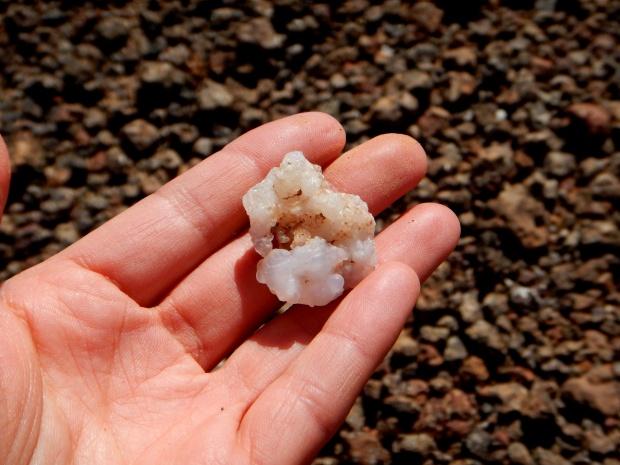 Quartz near Tilloston Wayside, Organ Pipe National Monument, Arizona