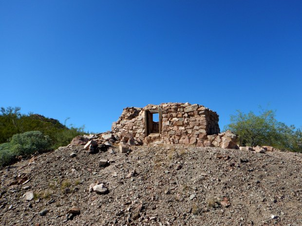 Victoria Mine, Victoria Mine Trail, Organ Pipe Cactus National Monument, Arizona