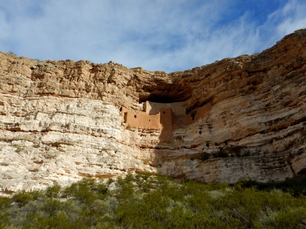 Montezuma Castle, Montezuma Castle National Monument, Arizona