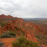 Red Cliffs National Conservation Area, Part 1: Cottonwood Canyon and Speckled Wash