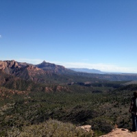 Zion National Park, Part 1: Kolob Canyon and Timber Creek Overlook Trail