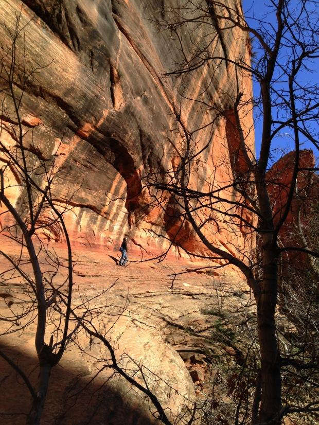 Me, Spring Creek Canyon, Utah