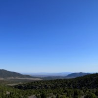 Lions Head and Duncan Springs Trails, Dixie National Forest