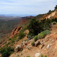 Silver Rim Trail, Dixie National Forest