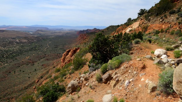 Silver Rim Trail, Dixie National Forest, Utah