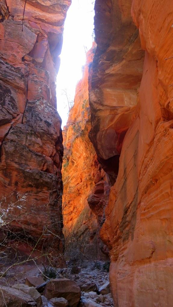 Narrows, Spring Creek Canyon, Utah