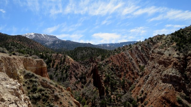 Mountains, Cedar City, Utah