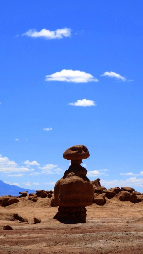 E.T., Goblin Valley State Park, Utah