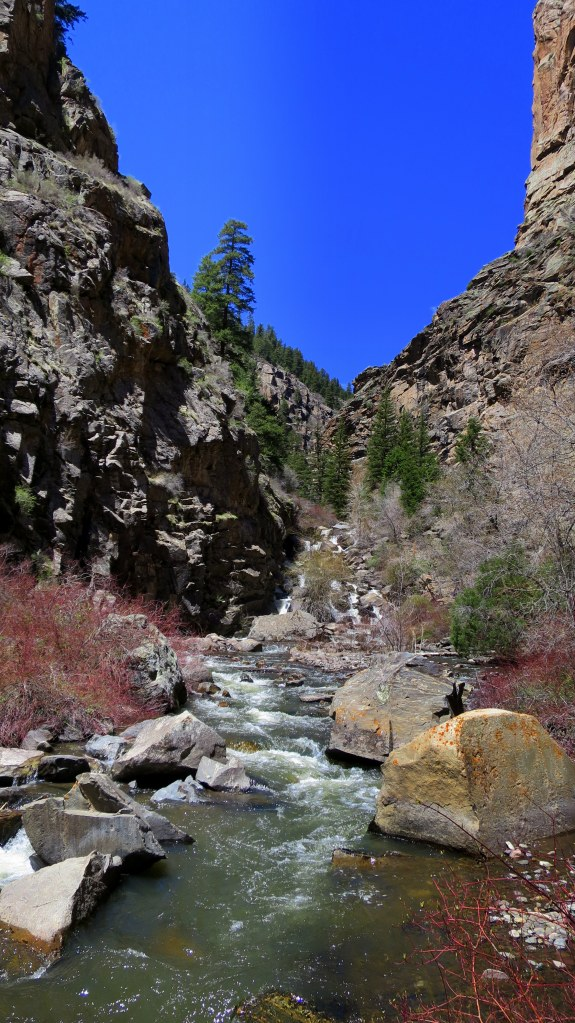 Curecanti Creek Trail, Curecanti National Recreation Area, Colorado