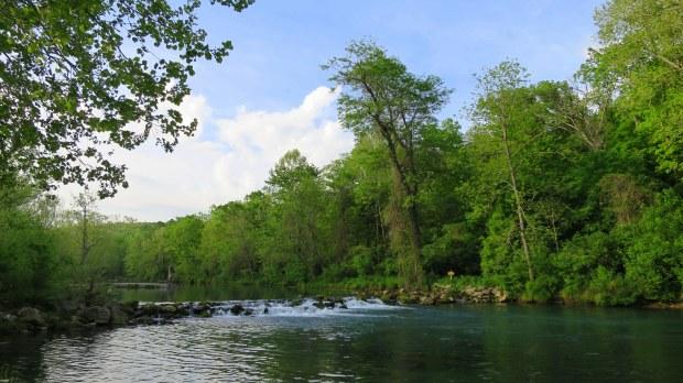 Bennett Spring, Bennett Spring State Park, Missouri