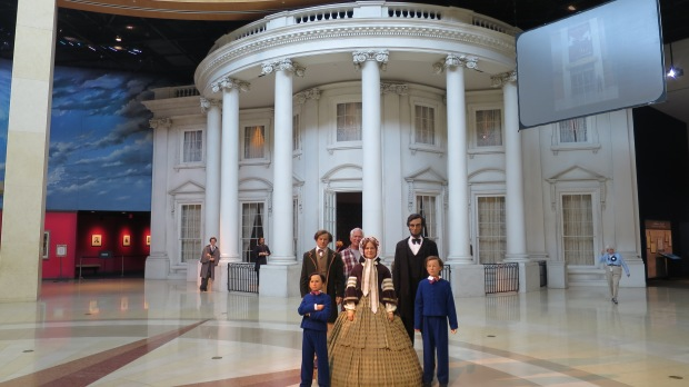 Lincoln Presidential Museum, Springfield, Illinois