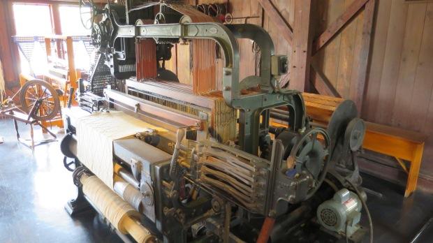 Crompton & Knowles Power Loom, Greenfield Village, Michigan