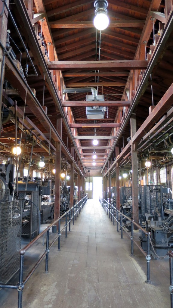 Armington & Sims Machine Shop and Foundry, Greenfield Village, Michigan