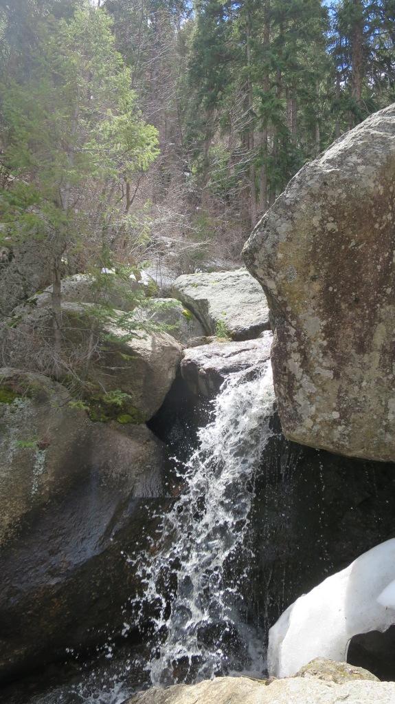 Catamount Falls, Catamount Trail, Green Mountain Falls, Colorado
