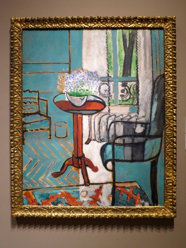 The Window, Henri Matisse, 1916, Detroit Institute of Arts, Michigan