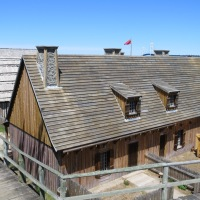 Colonial Michilimackinac, Fort Michilimackinac State Park
