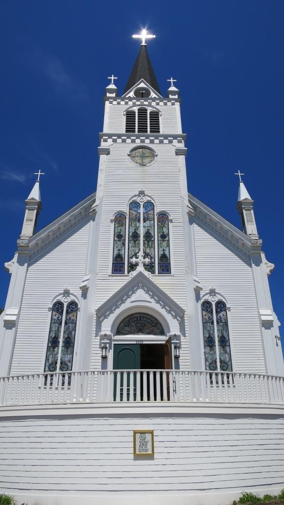 Saint Anne Church, Mackinac Island, Michigan
