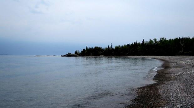 Lake Superior, Orphan Lake Trail, Lake Superior Provincial Park, Ontario, Canada