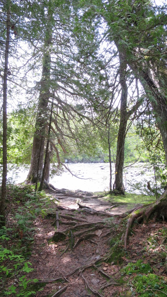 Pinguisibi Trail, Lake Superior Provincial Park, Ontario, Canada
