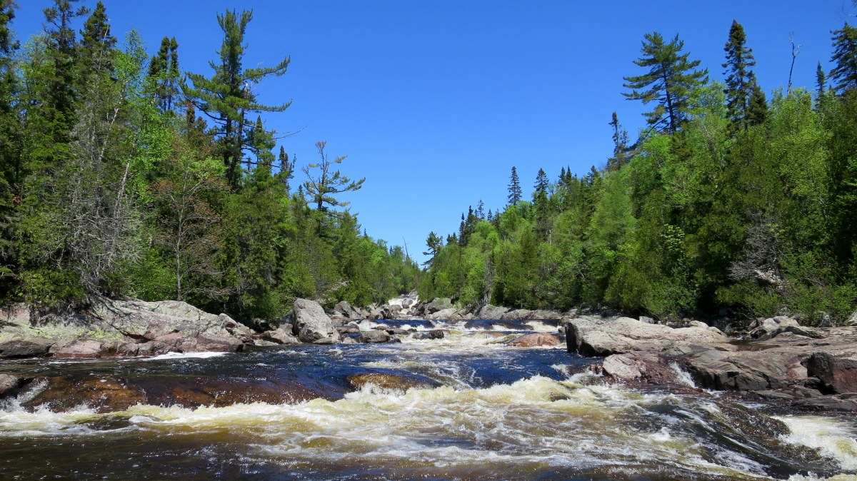 Lake Superior Provincial Park, Ontario, Part 3: Pinguisibi (Sand River) Trail
