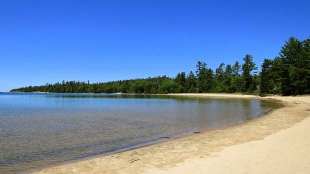 Katherine Cove, Lake Superior Provincial Park, Ontario, Canada