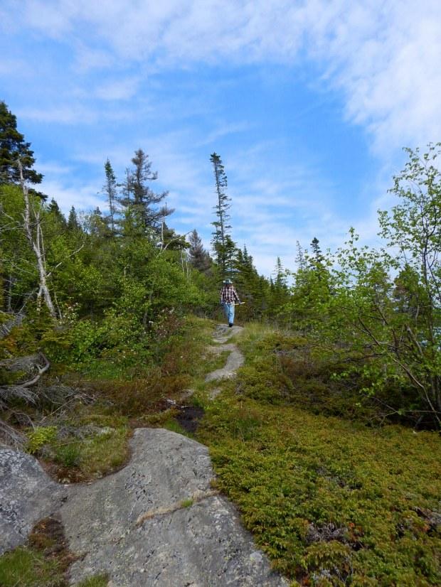 Coastal Trail, Pukaskwa National Park, Ontario, Canada