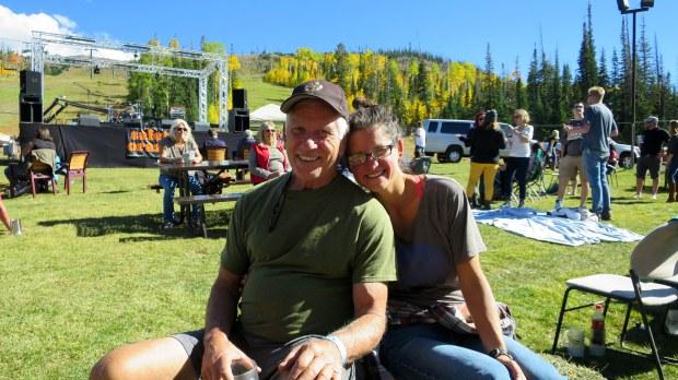 Oktoberfest at Brian Head Ski Resort, Utah