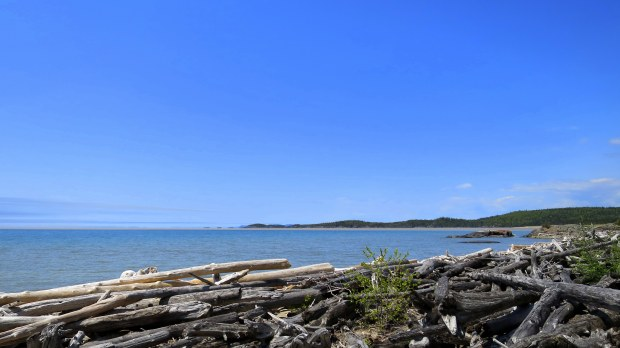 Beach Trail, Pukaskwa National Park, Ontario, Canada