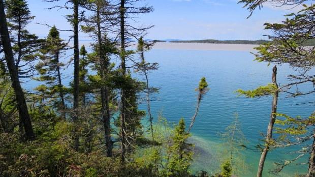 Manito Miikana Trail, Pukaskwa National Park, Ontario, Canada